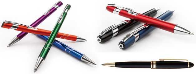 Metāla pildspalvas